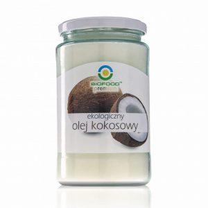 BIOFOOD Olej kokosowy 670ml BIO
