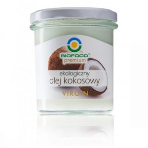 BIOFOOD Olej kokosowy VIRGIN 260ml BIO