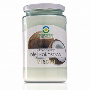 BIOFOOD Olej kokosowy VIRGIN 670ml BIO