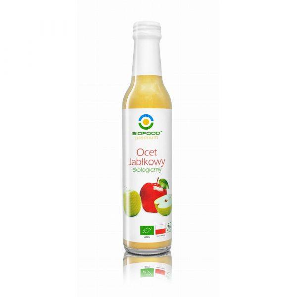 BIOFOOD Ocet jabłkowy 5% BIO 250ml