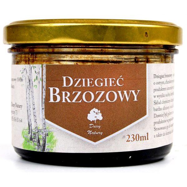 Dary Natury Dziegieć brzozowy 230g