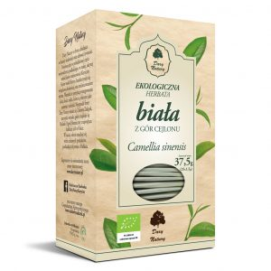 Dary Natury Herbata biała 25sasz. EKO