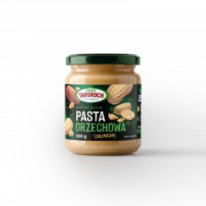 Targroch Pasta orzechowa - crunchy 500g