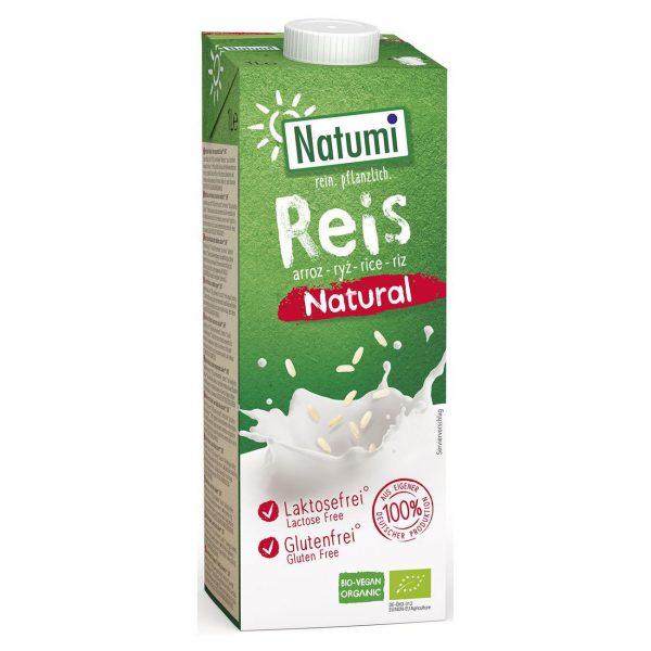 Natumi Napój ryżowy bezgl. 1l BIO