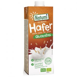 Natumi Napój Owsiany bez cukru 1l BIO