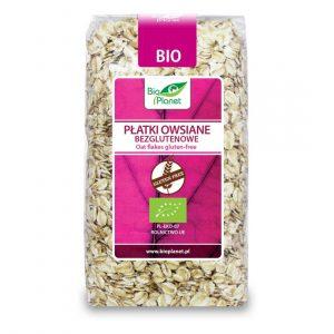Bio Planet Płatki owsiane bezgl. 300g BIO