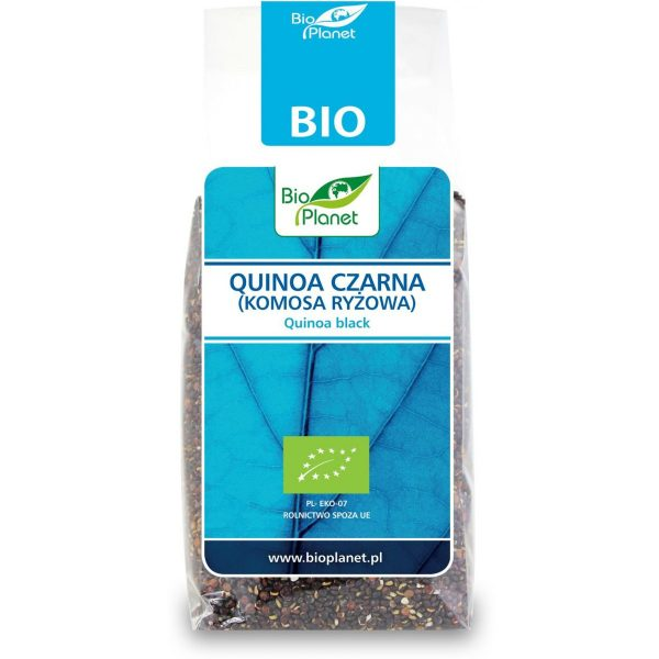 Bio Planet Quinoa czarna 250g BIO