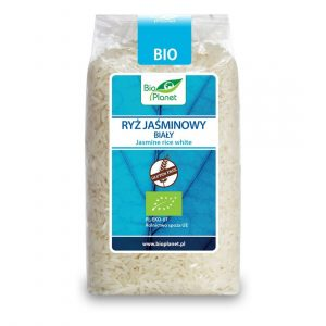 Bio Planet Ryż Jaśminowy biały bezgl. 500g BIO