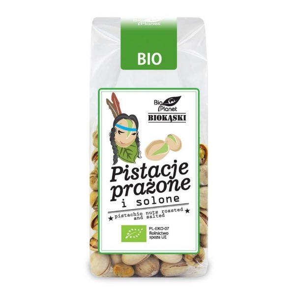 Bio Planet Pistacje praż. i sol. 100g BIO