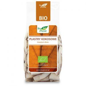 Bio Planet Plastry kokosowe 100g BIO