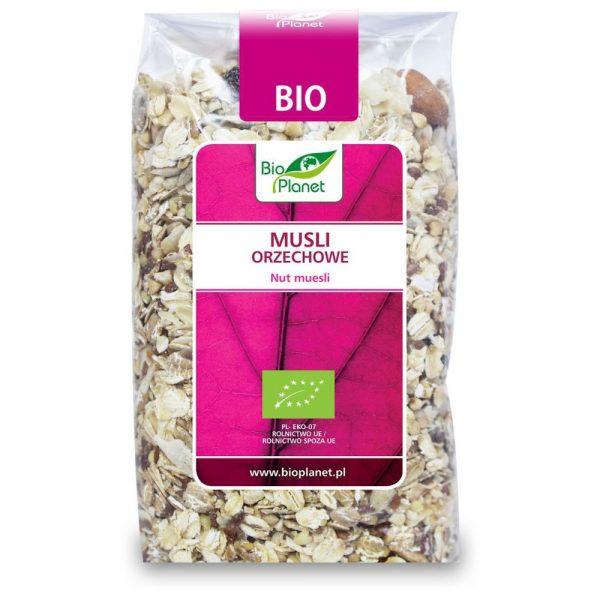 Bio Planet Musli orzechowe 300g BIO