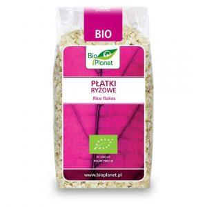 Bio Planet Płatki ryżowe 300g BIO