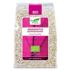 Amarantus ekspandowany BIO