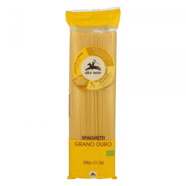 Makaron z pszenicy durum spaghetti 500g BIO