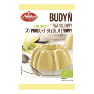 Amylon Budyń wanili. bezgl. 40 g BIO