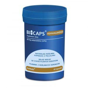 BICAPS Ashwagandha 60 kaps