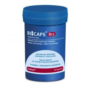 BICAPS B12 60 kaps