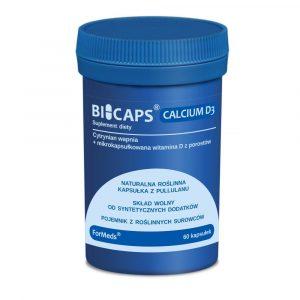 BICAPS Calcium D3 60 kaps