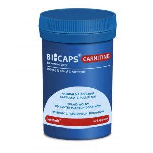 BICAPS Carnityna 60 kaps
