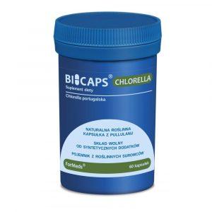 Chlorella 60 kaps Formeds