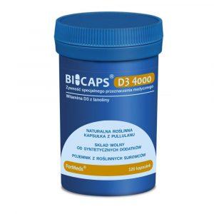 BICAPS D3 4000 120 kap