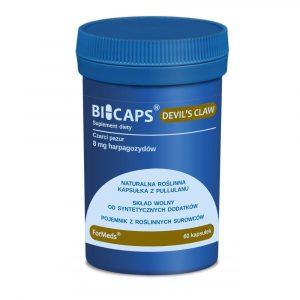 BICAPS Devils Claw 60 kaps
