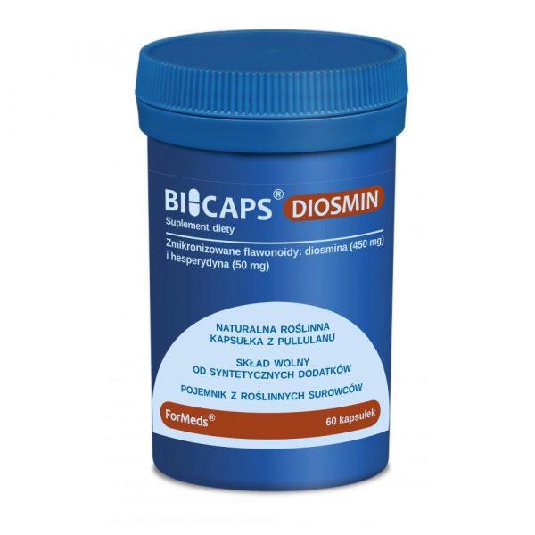 BICAPS Diosmin 60kaps