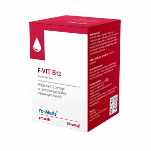 Formeds F-VIT B12 60 porcji