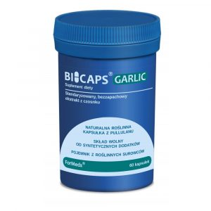 BICAPS Garlic 60 kap