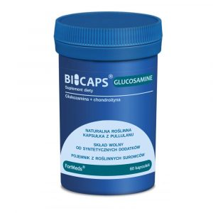 BICAPS Glucosamine 60 kaps