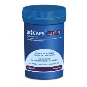 BICAPS Lutein 60 kaps
