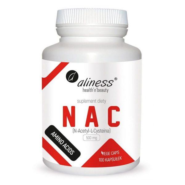 Aliness NAC 500mg 100 kaps