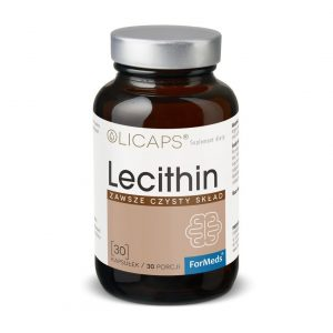 Formeds OLICAPS Lecithin 30 kap