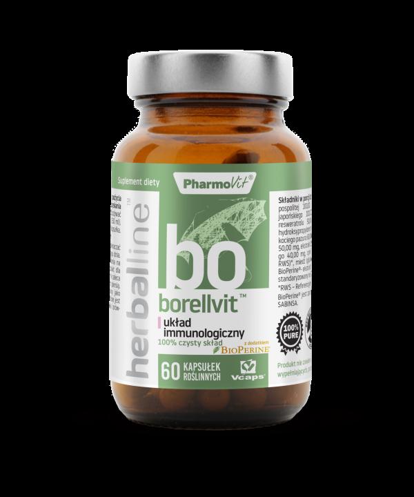 Pharmovit Borellvit 60 kaps