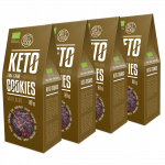 DIET-FOOD Ciasteczka Keto z kakao 80g BIO