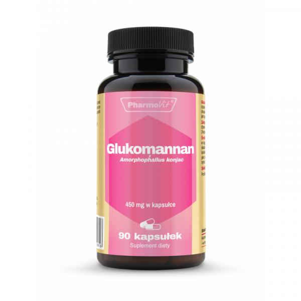 Pharmovit Glukomannan 450mg 90kaps