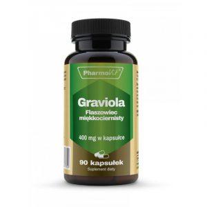 Pharmovit Graviola 400mg 90 kaps