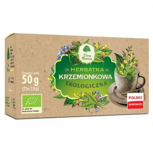 Dary Natury Herbatka Krzemionkowa 25sasz. EKO