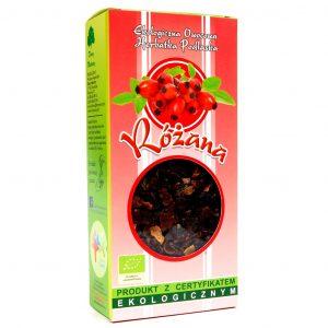 Dary Natury Herbata różana 100g EKO