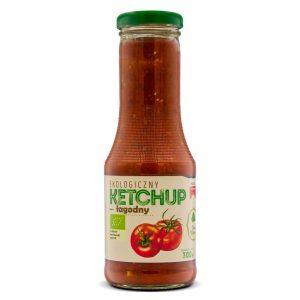 Dary Natury Ketchup łagodny 300g EKO