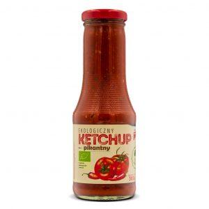 Dary Natury Ketchup pikantny 300g EKO