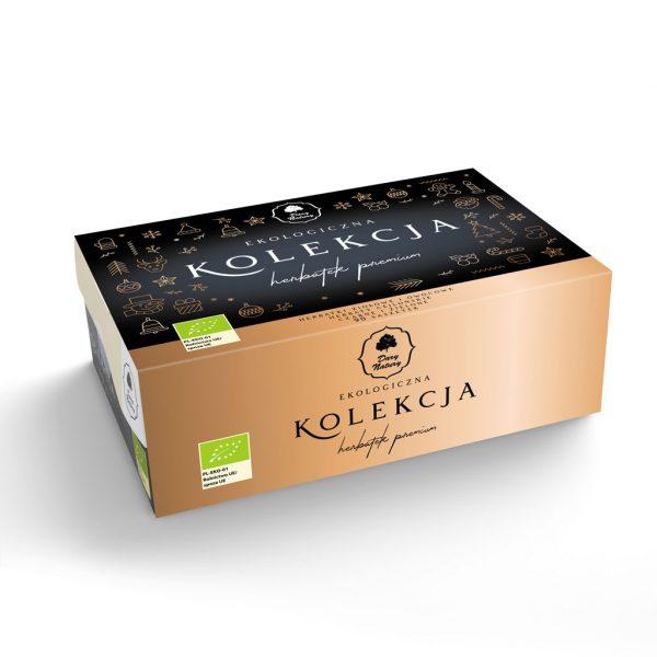 Dary Natury Kolekcja Herbatek Premium 90sasz. EKO