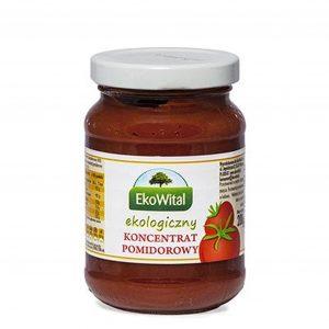 EKOWITAL Koncentrat pomidorowy 200g BIO