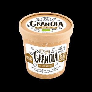 DIET-FOOD Granola Orzech kubek 70g BIO