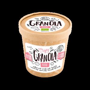 DIET-FOOD Granola Keto kubek 70g BIO