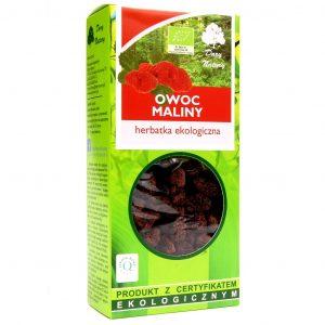 Dary Natury Malina owoc 50g EKO