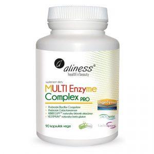 Aliness Multienzymy complex Pro 90 kaps