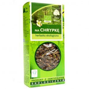 Dary Natury Herbatka na chrypkę 50g EKO