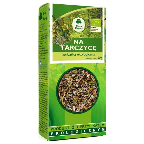 Dary Natury Herbatka na tarczycę 50g EKO