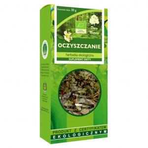 Dary Natury Herbatka Oczyszczanie 50g EKO